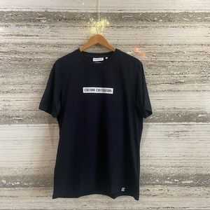 Cultivation Tee Black Size L
